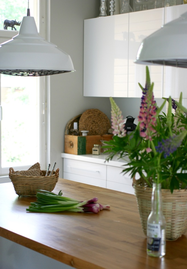 moderni keittiö, ikea keittiö