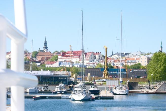 tallinnan vanhankaupungin satama