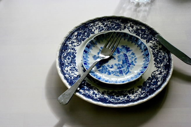 kauniit lautaset