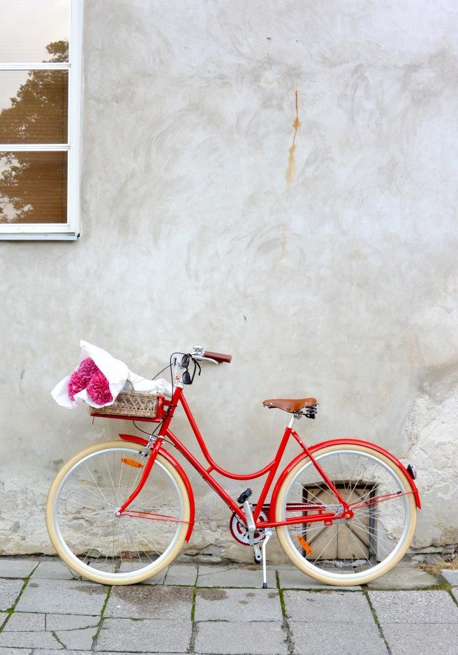 stalhästen polkupyörä