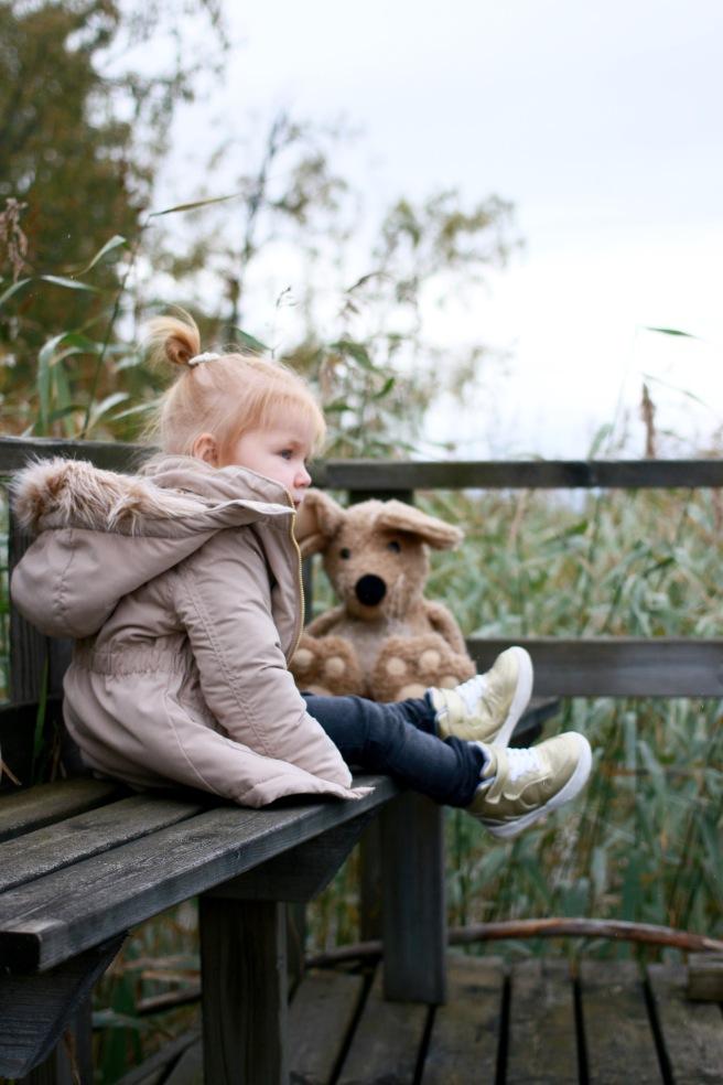 tyttö ja hiiri, miljöökuvaus