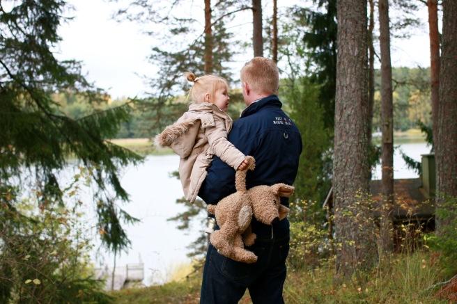 isä ja tytär kuva