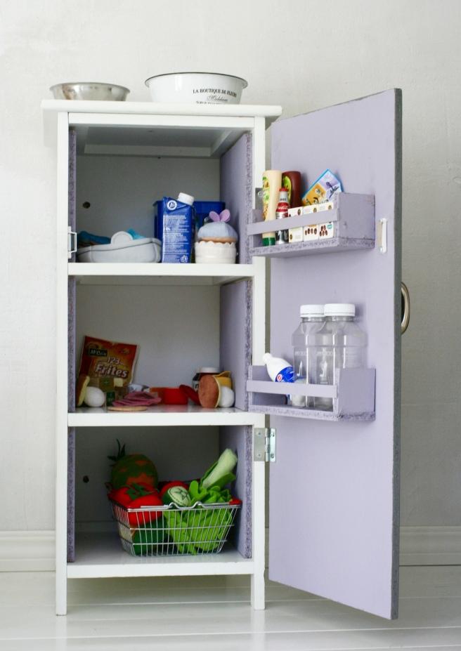 diy jääkaappi lasten