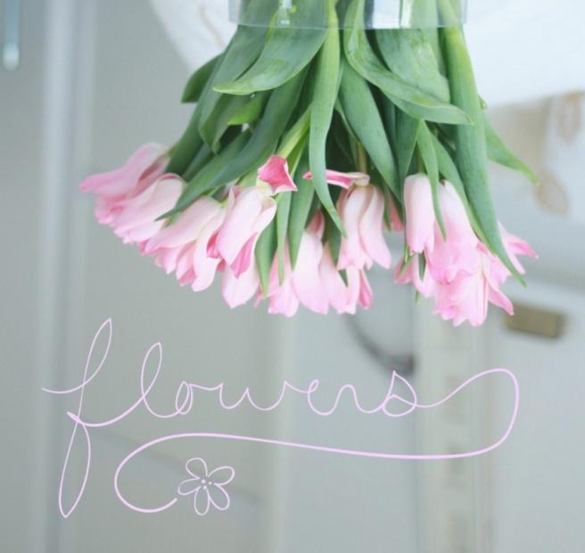 kukat väärinpäin