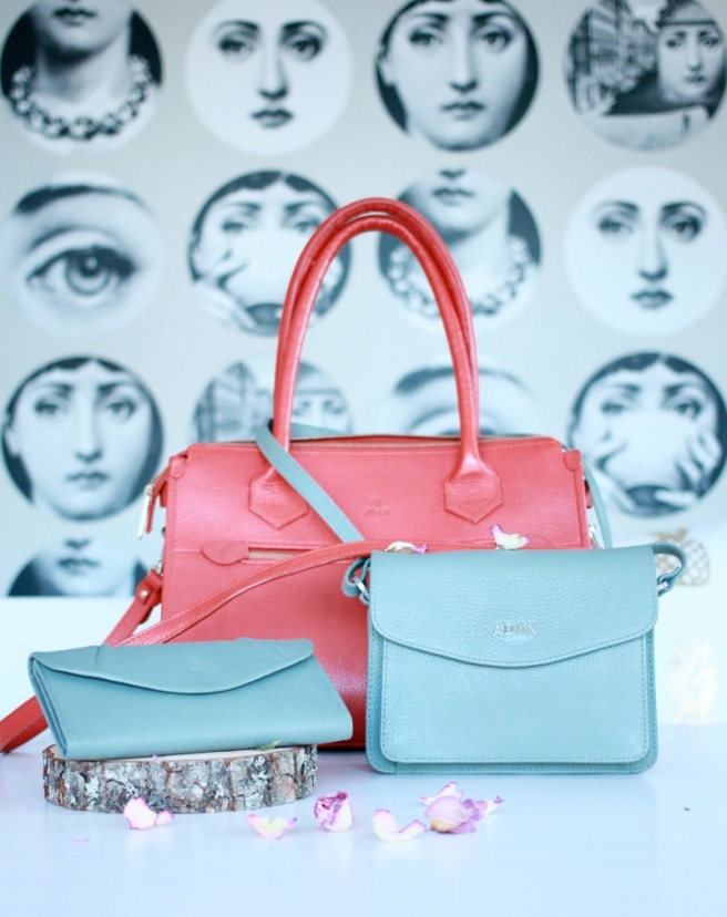 Adax leather bags lover