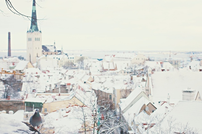 Tallinn, Estonia, Toompea hill