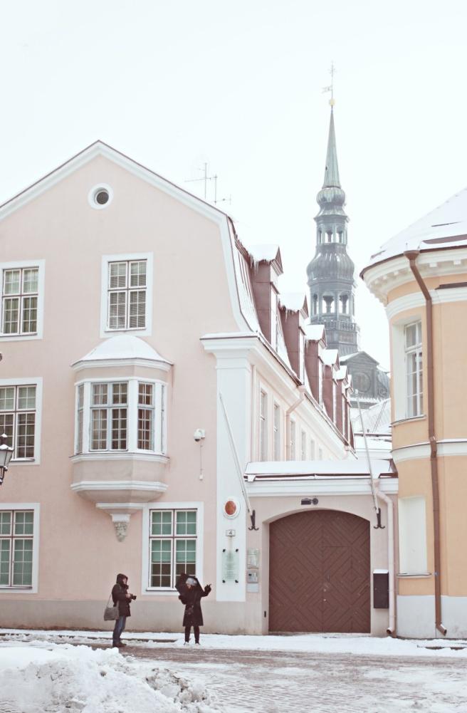 Tallinna vanhakaupunki