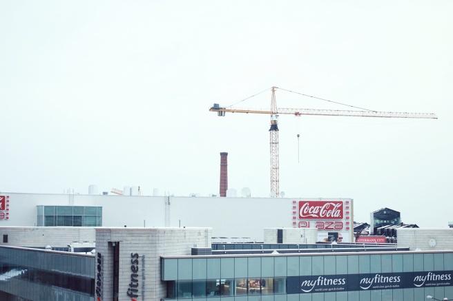 Tallinna coca cola plaza