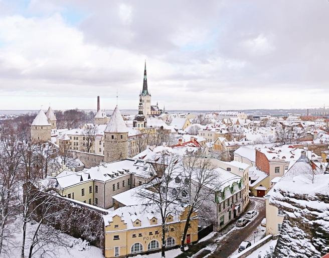 Tallinn, oldtown