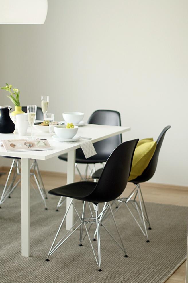 design tuolit, eames dsw