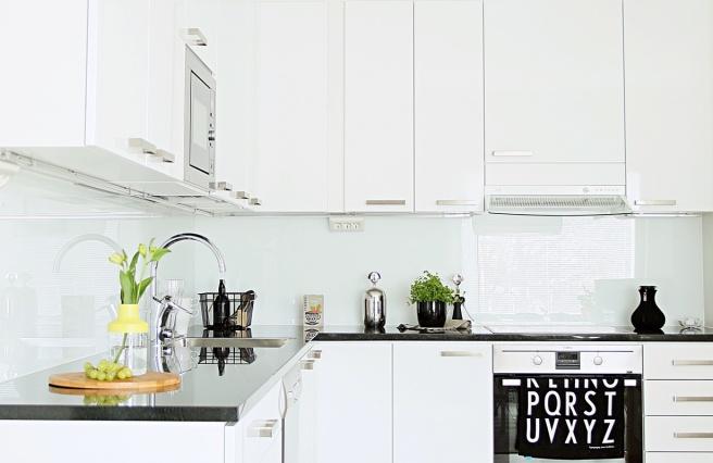 keittiön stailaus