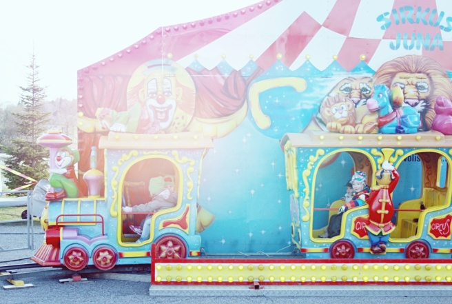 sirkus juna