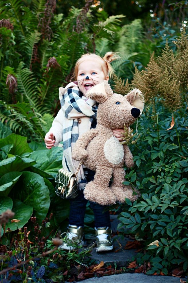 Lapsikuva miljöö, miniporkkana