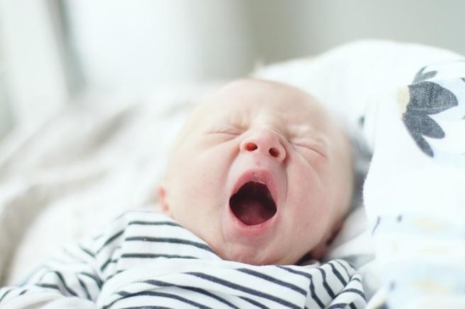 vauvakuvausta
