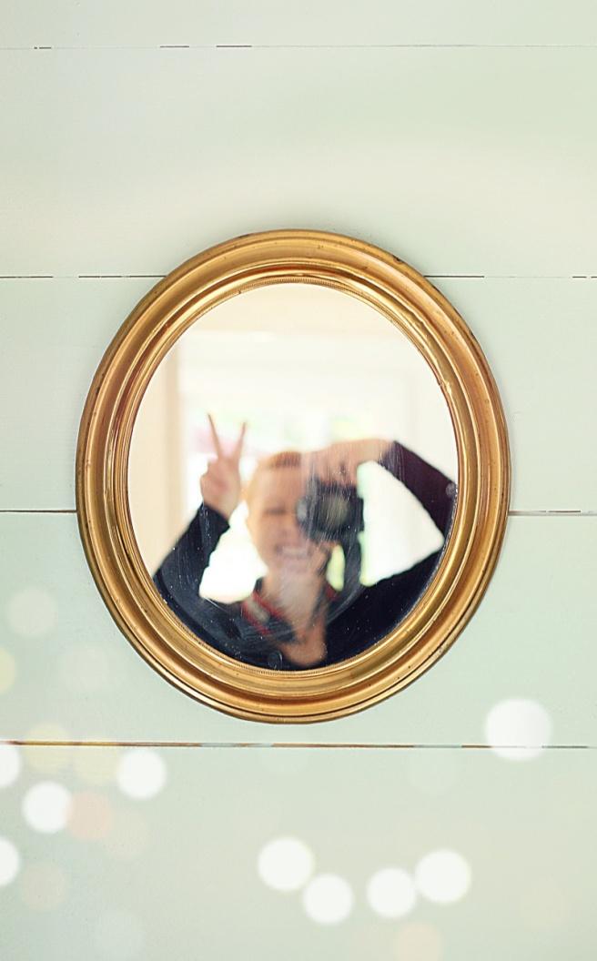 kultainen peili