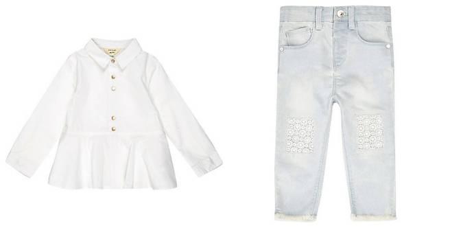 tytön vaatteet-side