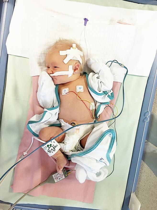vastasyntynyt vauva
