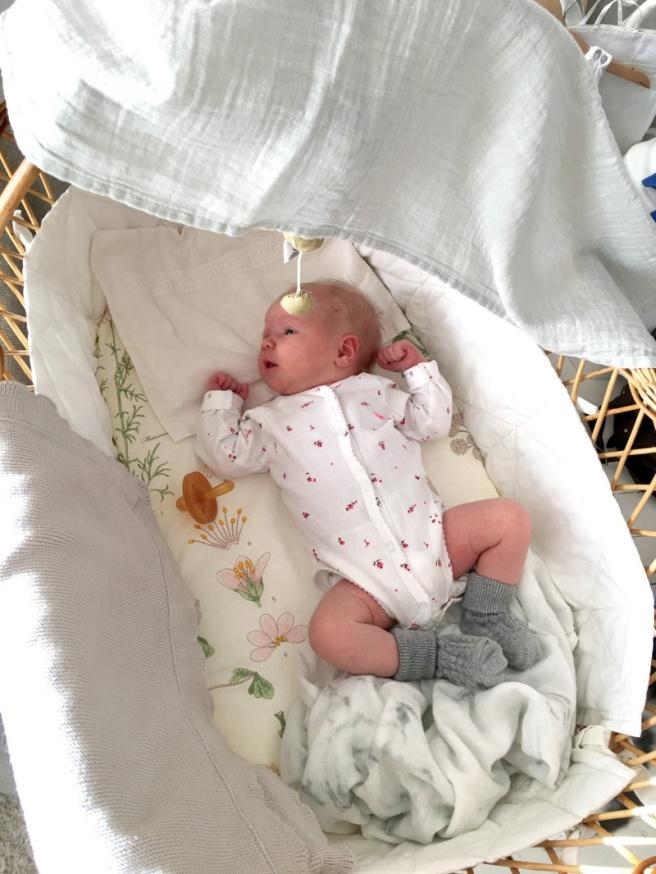 vauvan korisänky