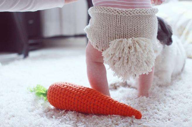 pupuasu vauvalle