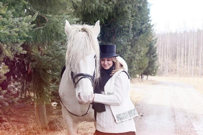 malli ja hevonen